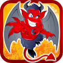 Devil Tap Spooky Hell Demons icon