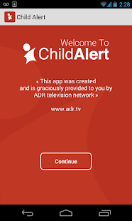 Child Alert - screenshot thumbnail