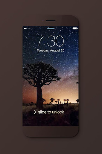 Starry Live Wallpaper Lock Pro