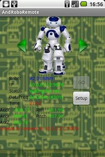 Robo Remote screenshot
