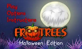 Screenshot of Frootrees Halloween Edition