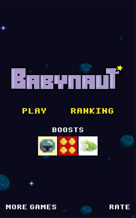 Babynaut - screenshot
