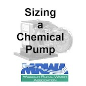 Sizing a Chemical Pump