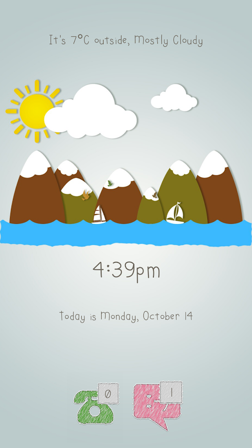 Diddly Widgets- screenshot