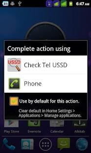 Check Tel USSD- screenshot thumbnail