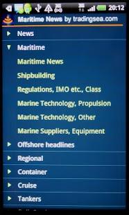 Maritime News - Free Version- screenshot thumbnail