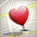 Flirt Maps logo