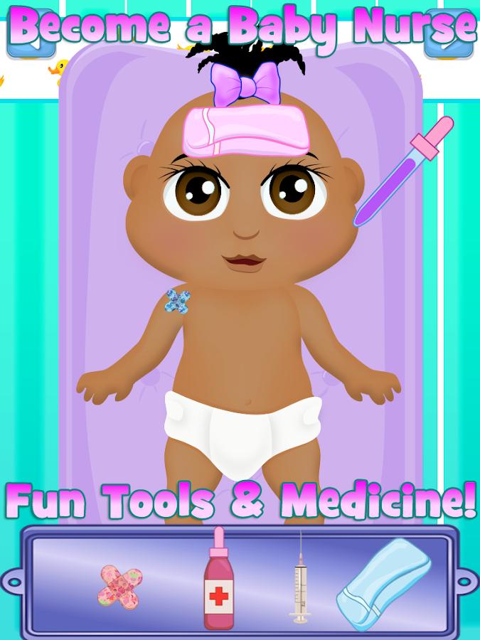 Baby Nurse - Kid Hospital FREE - Android Apps on Google Play
