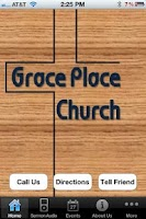 Screenshot of Grace Place