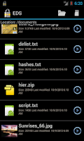 Screenshot of EDS Lite