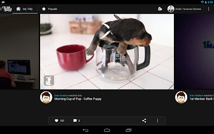 Telly - Watch the good stuff Screenshot 8