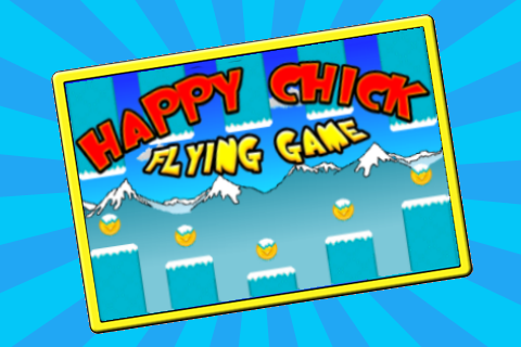 Happy Chick - Flying Game