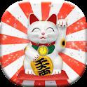 Beckoning Cat Live Wallpaper logo