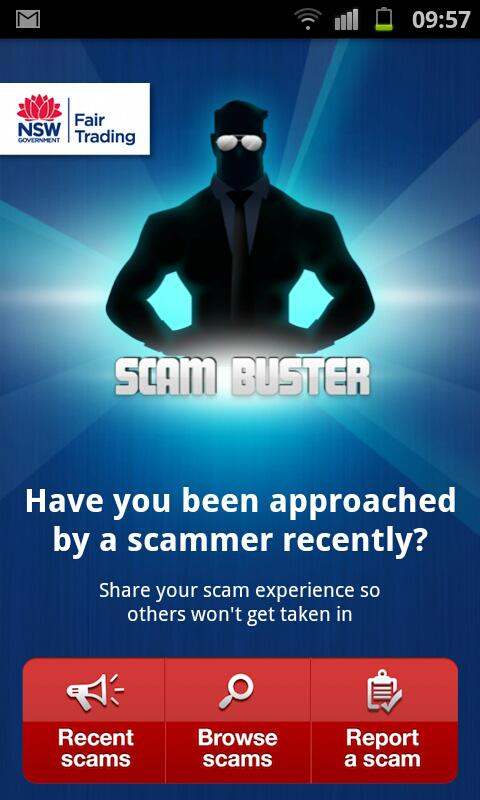 Scam Buster - screenshot