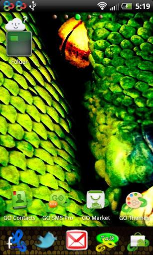 玩個人化App|ランチャーEXスネークスキンをGO免費|APP試玩