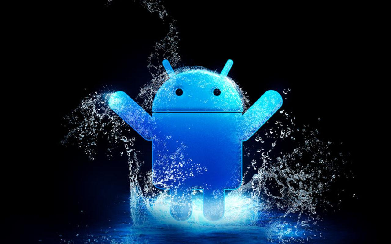 Android Robot Wallpaper HD - screenshot