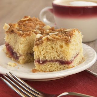 Jam-Swirled Coffee Cake