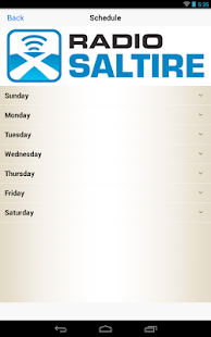 Radio Saltire- screenshot thumbnail