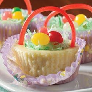 PHILADELPHIA® 3-STEP® Mini Cheesecake Baskets Recipe