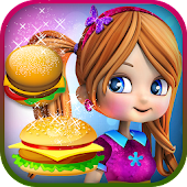 Burger Fever Cooking Game