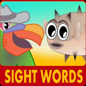 Sight Words Games - Parrotfish LOGO-APP點子