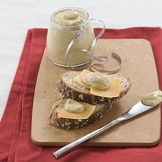 Spicy Horseradish Mustard.