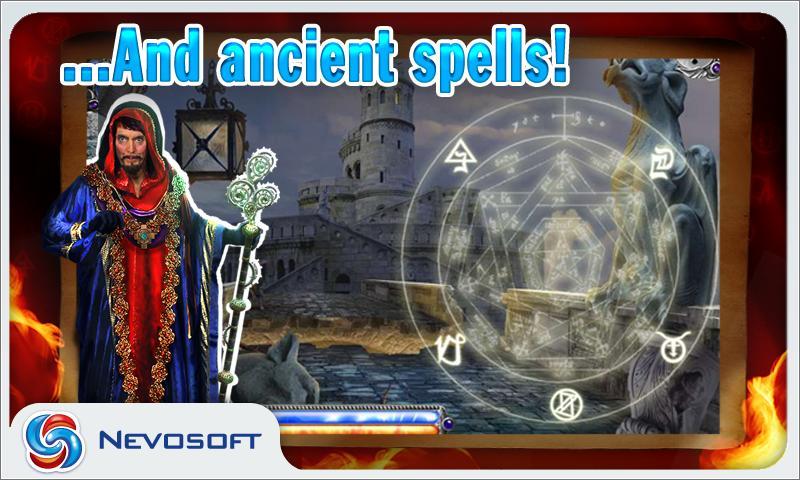 Magic Academy 2:mystery tower.- screenshot