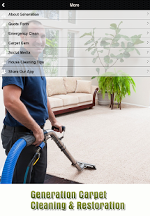 Generation Carpet Cleaning- screenshot thumbnail