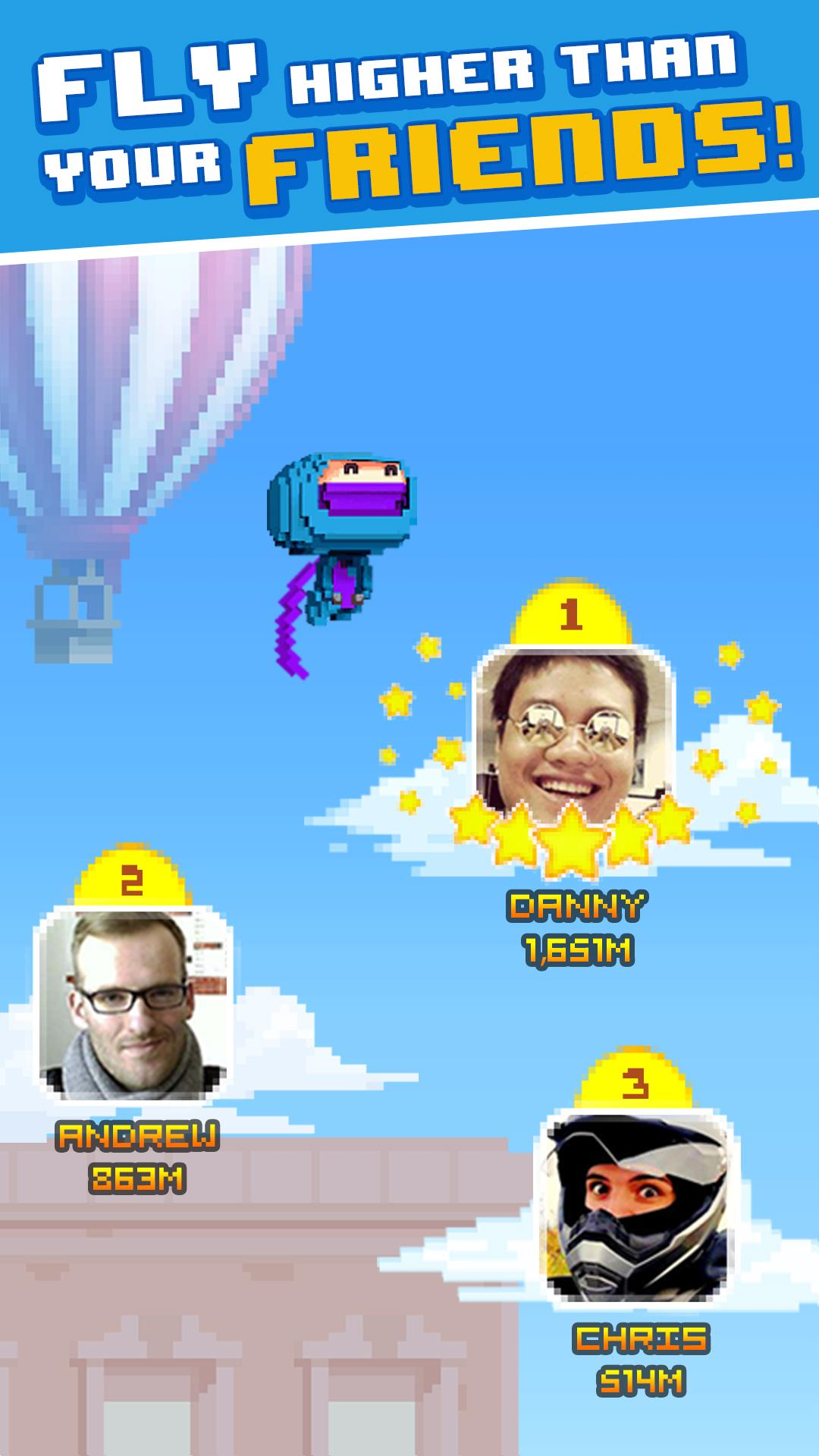 Ninja UP! screenshot #14
