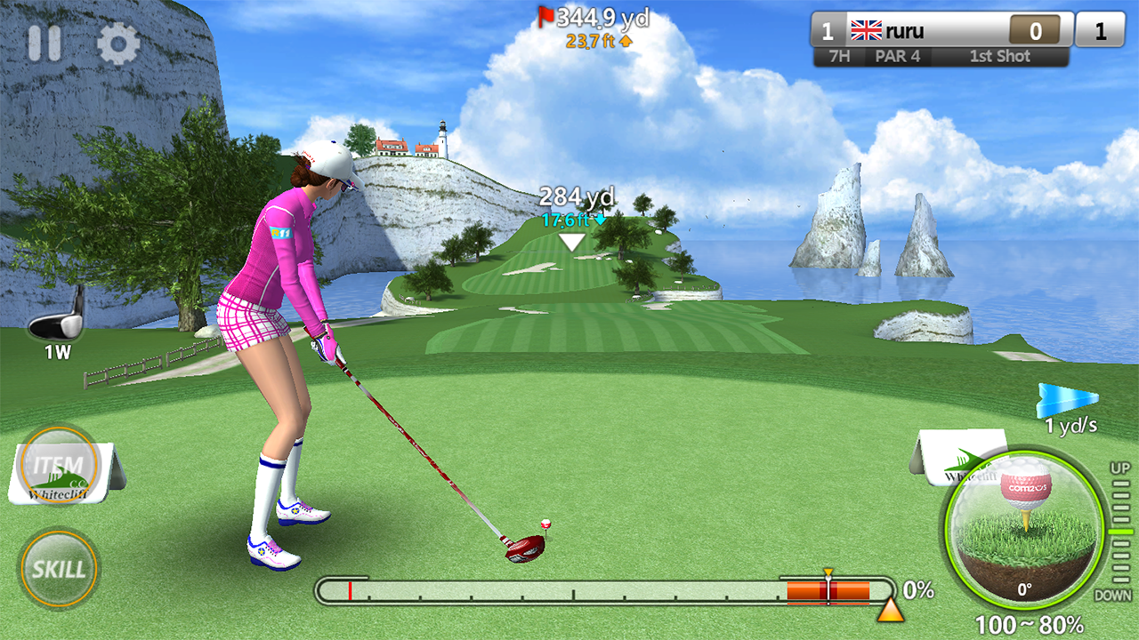 Golf Star™ - screenshot