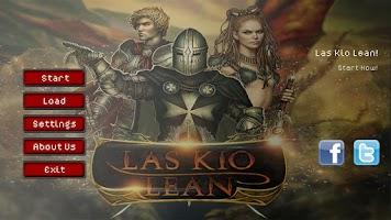 Screenshot of RPG Las Kio Lean LITE