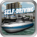 Vessel Self Driving icon