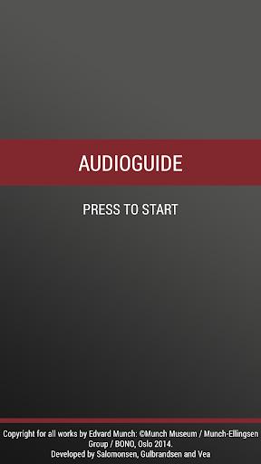 Munch Museum Audio Guide