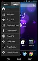 Screenshot of Sidebar Lite