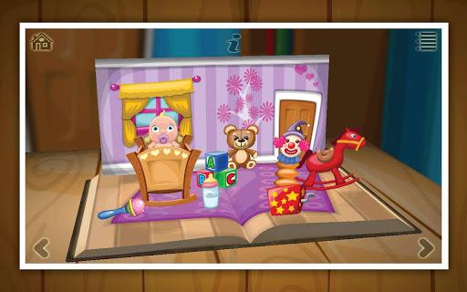 【免費書籍App】Grimm's Rapunzel-APP點子