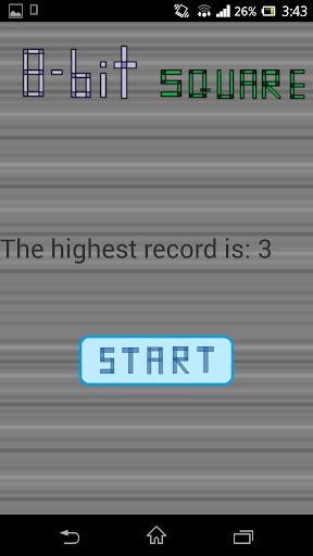 8-bit Square
