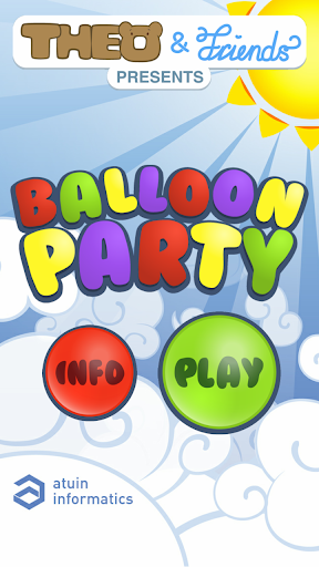 Theo Ballon Party