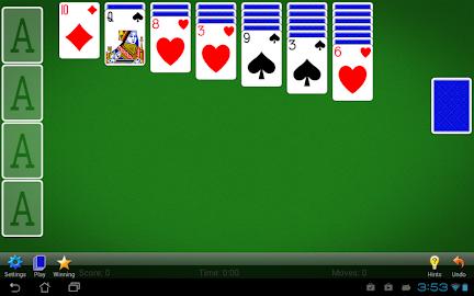 Solitaire Screenshot 19