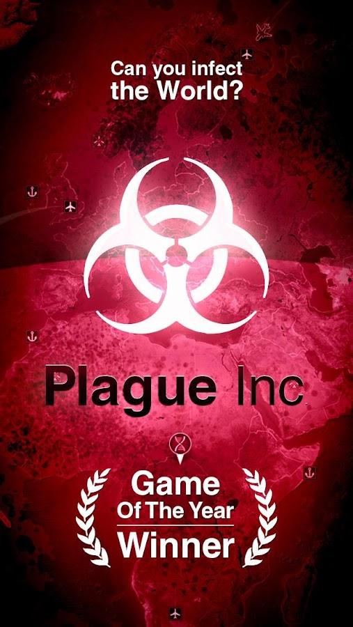 Plague Inc. v1.6.0 MOD apk game download