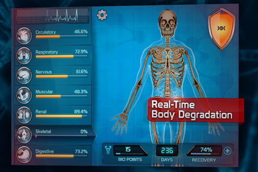 Bio Inc - Biomedical Plague screenshot