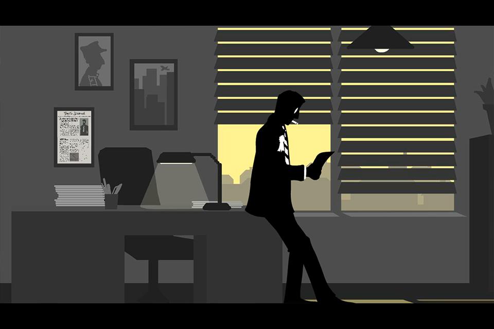 The Raven Prologue- screenshot