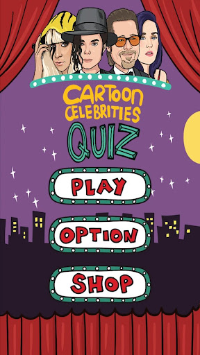 Cartoon Celebrity Quiz US