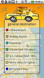 Taxi share - Chicago screenshot 0