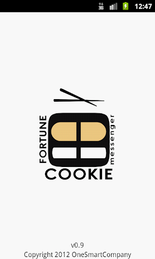 Fortune Cookie Messenger FREE