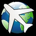 Flight Map icon
