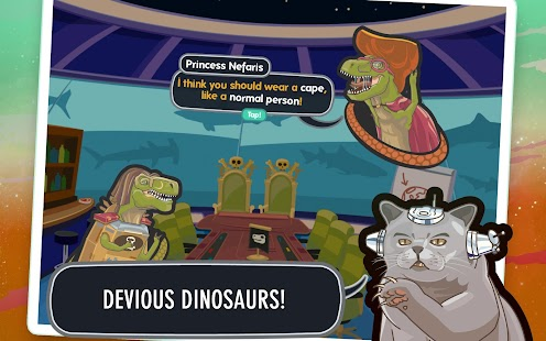 Ace Ferrara & The Dino Menace Screenshot 8