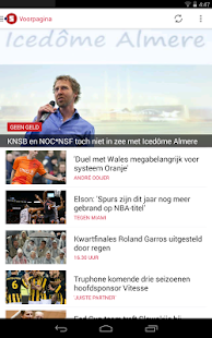 NUsport- screenshot thumbnail