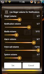 Mixer Rustic - CM7 Theme - screenshot thumbnail