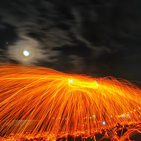 SW part 2 by R Muh Lutfi - Abstract Fire & Fireworks