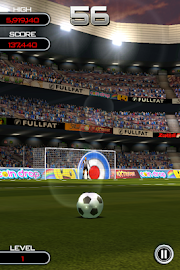 Flick Soccer! Screenshot 7